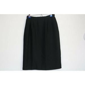 Guerlain Pencil Skirt Women Sz 8